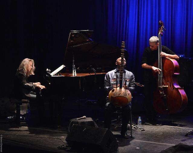 Sophia Domancich, Ablaye Cissoko & Jean-Philippe Viret