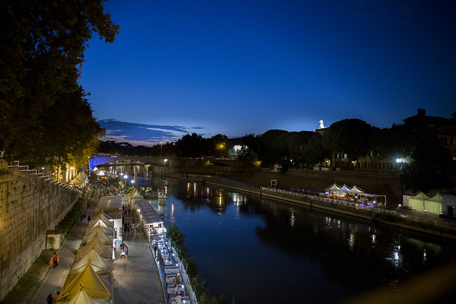 Tevere by night