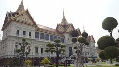 Grand Palace Building, Bangkok, Thailand