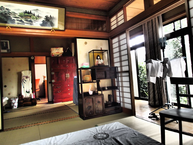 traditional Japanese interiors
