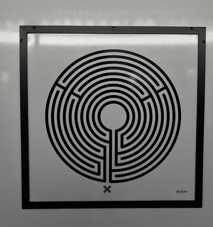 East Ham labyrinth 85/270