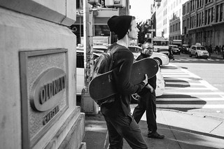 NYC skater | by Mahler_seele