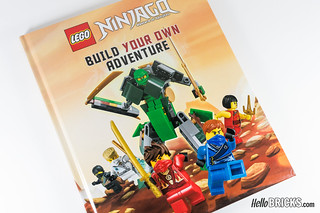 Review Livre Lego Ninjago Dk Build Your Own Adventure 08