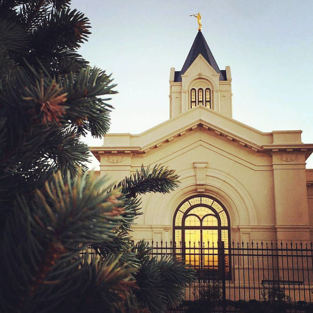 Participated in the Dedication of the Fort Collins Temple
