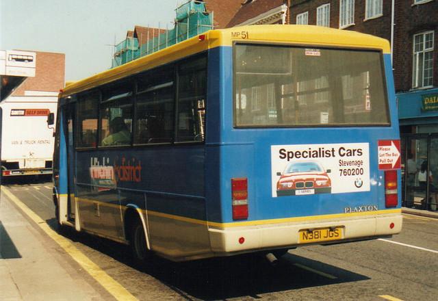 51 (4), N381 JGS, Mercedes-Benz 709D, (t.1996)