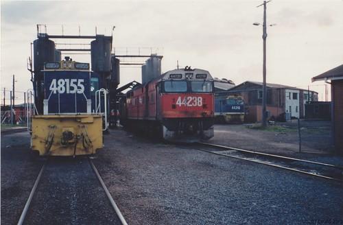 Broadmeadow loco 90_ 25 | by nswgrbuff