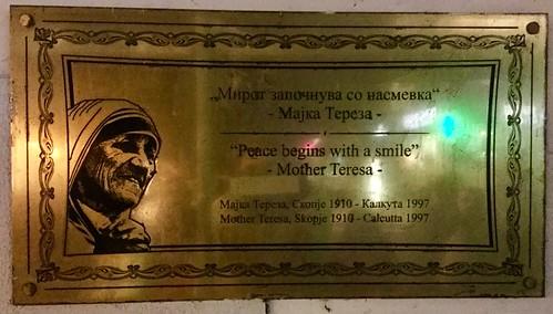 201705 - Balkans - Mother Theresa Plaque Skopje - 39 of 66 - Skopje - Sopishte, May 29, 2017   by mrflip