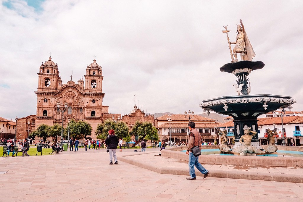 Plaza de Armas | 2 Days in Cusco Itinerary