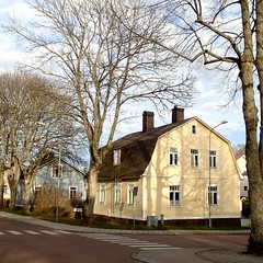 In the streets of Mariehamn
