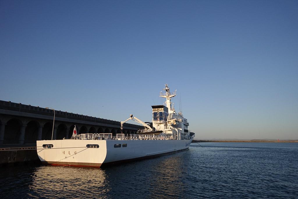 海上保安庁 巡視船 りしり