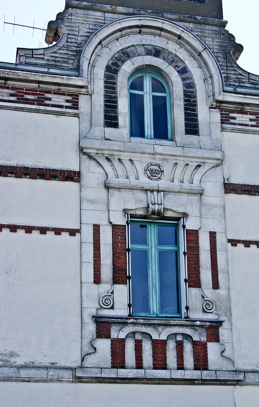 Trentemoult - façades