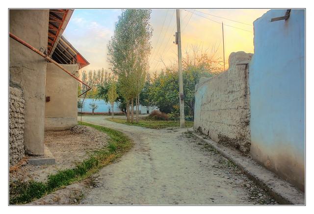 Margilan UZ - Village 02