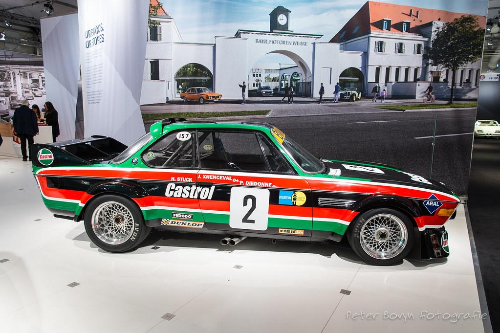 BMW 3.0 Csl >> Bmw 3 0 Csl Race 1976 E9 European Touring Car Championsh