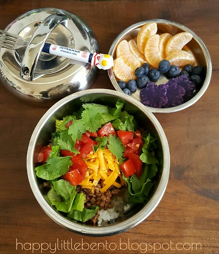 Tacorice Bento Bowl | by sherimiya ♥