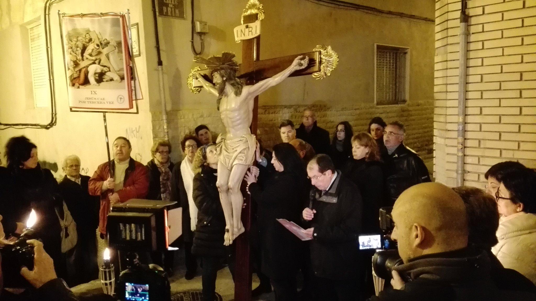 (2016-03-18) - VII Vía Crucis nocturno - Javier Romero Ripoll (086)