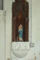 chancel arch alcove
