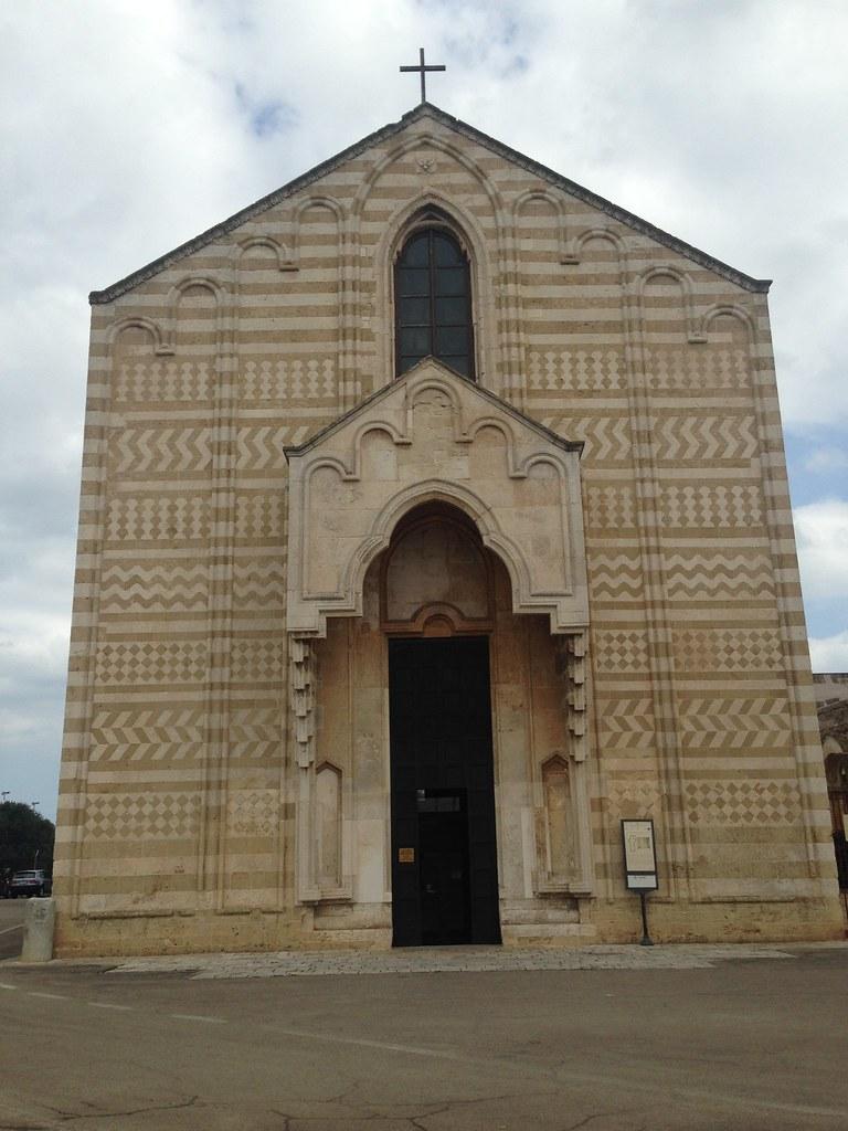 Brindisi: Santa Maria del Casale