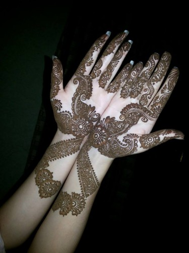 Mehndi Designs 2016 New Collection 375x500 A Photo On Flickriver