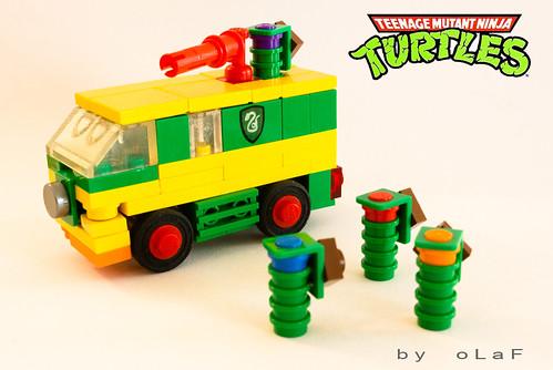 Micro TMNT !