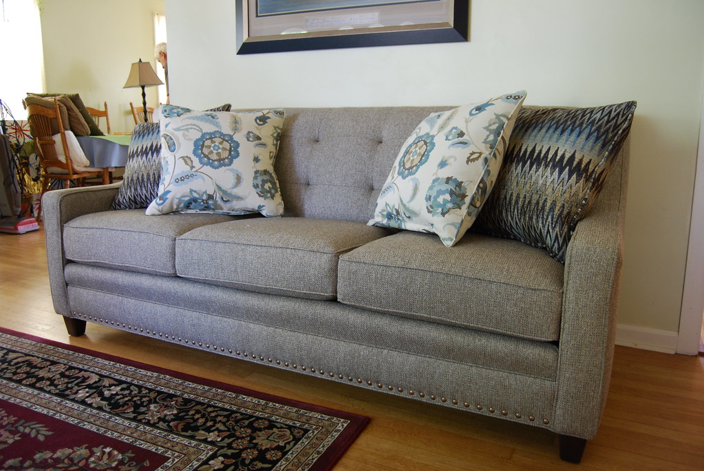 11 Sofa by Smith Brothers  This customer had the Smith Bro  Flickr