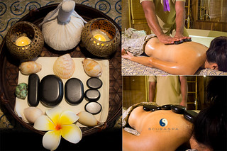Hot Stone Massage | Scubaspa Maldives | by Scubaspa Maldives