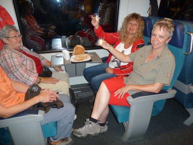 Turnreise Frauenriege 2016