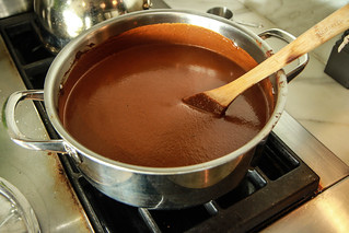 Homemade Mole Sauce- Gluten and Nut Free from HeatherChristo.com | by Heather Christo