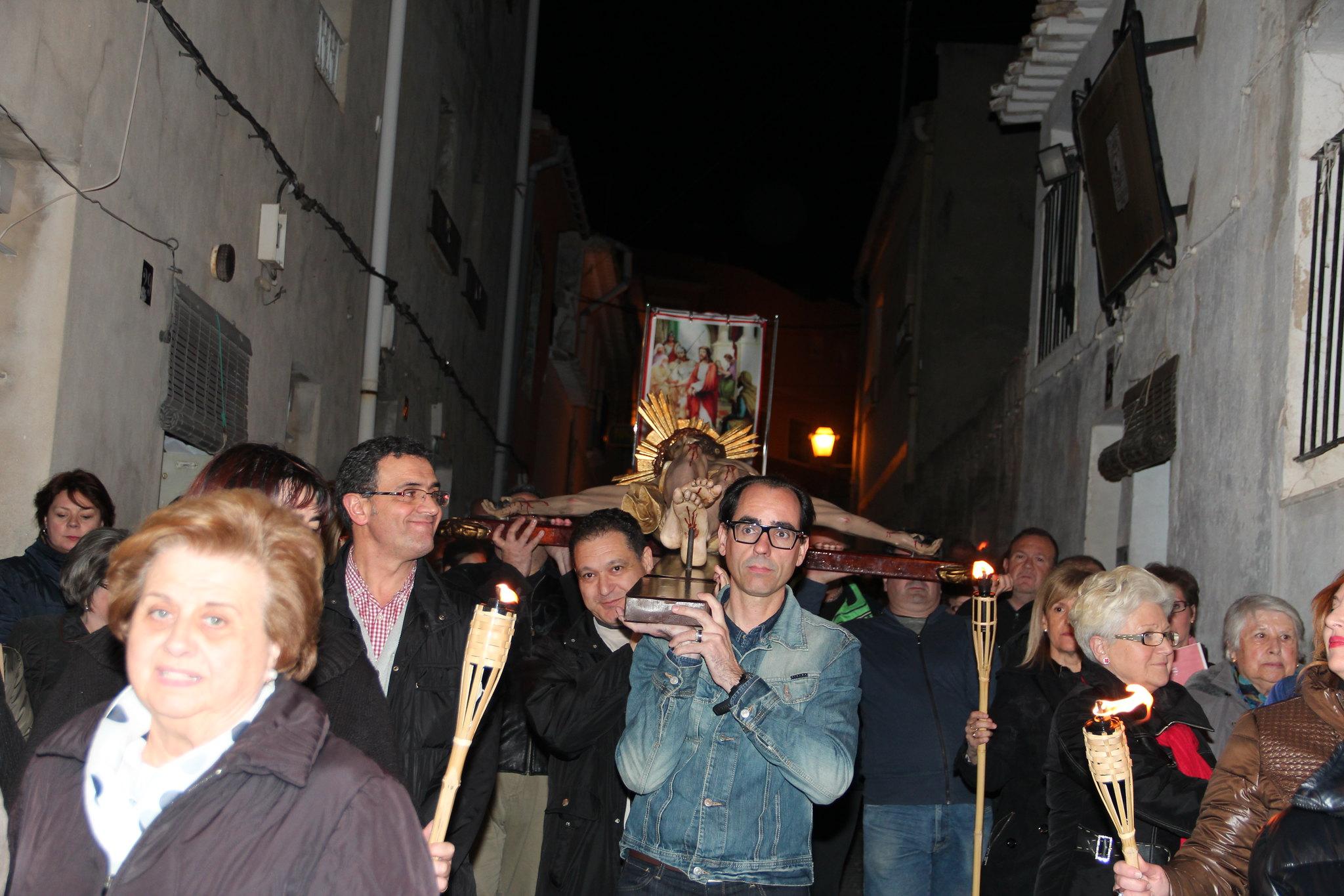 (2015-03-27) - VI Vía Crucis nocturno - Antonio José Verdú Navarro (12)