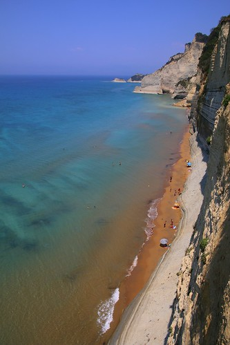 img6810 beach sea corfu greece