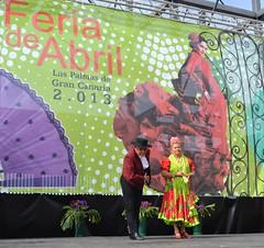 Juan y Carmen Pasarela Andaluza VI Feria abril 2013 Las Palmas de Gran Canaria  DSC_0364