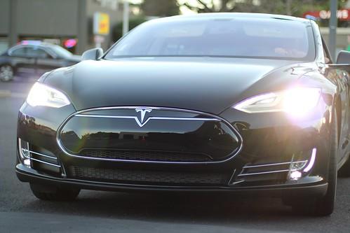 Tesla Model S Fog Lights | by jtjdt