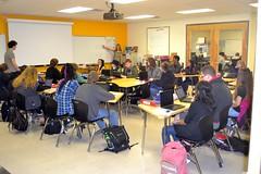 Dayton STEM School Classroo