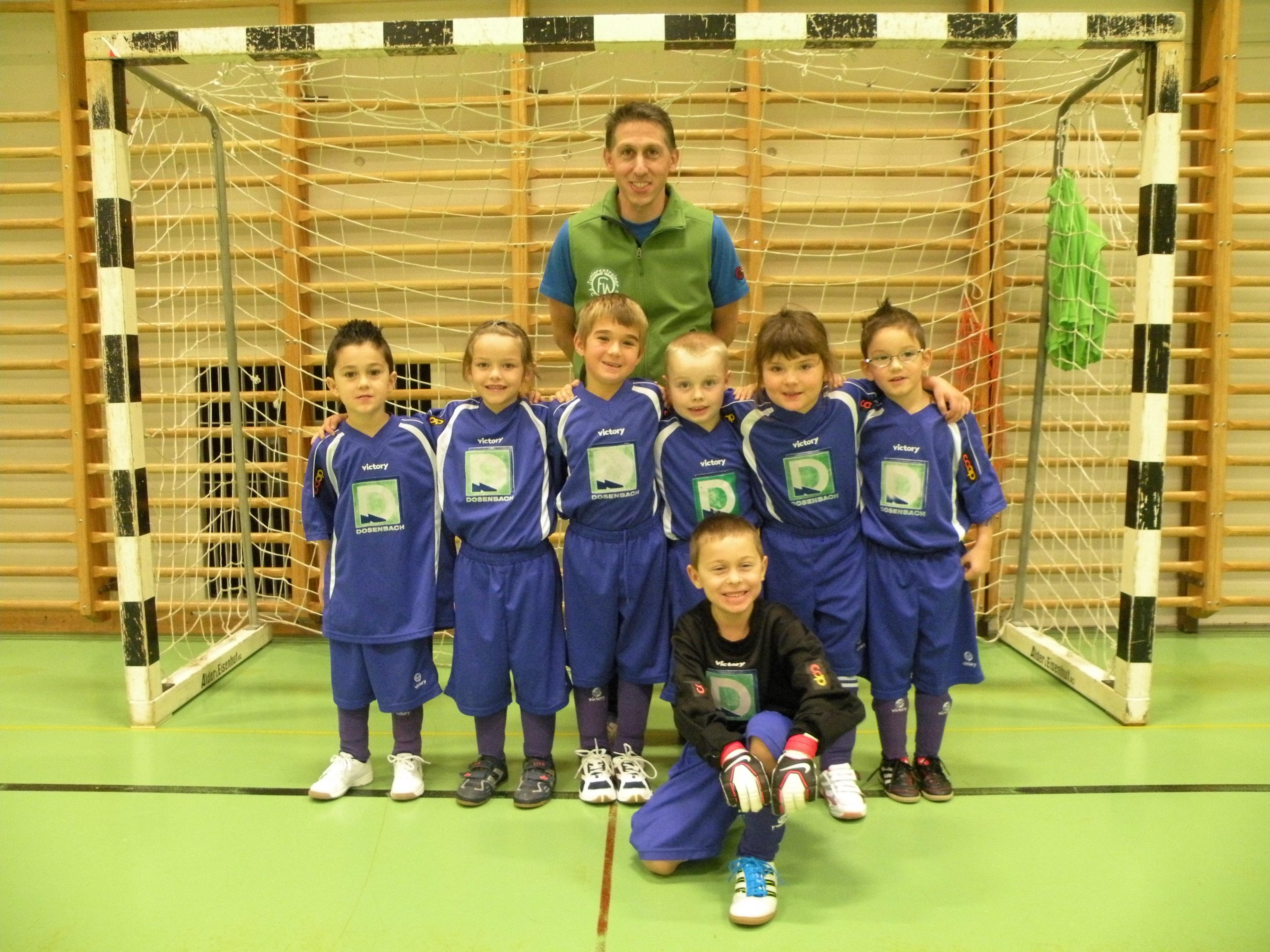 G-Junioren - Marti-Cup 17.11.2012