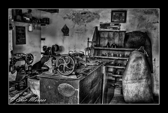The Cobblers Shop - The Black Country Living Museum