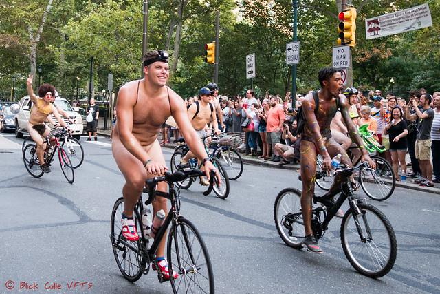 Philadelphia Naked Bike Ride #2