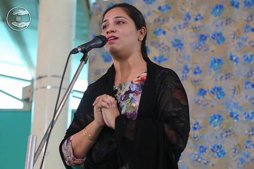 Preeti from Dr. Mukherjee Nagar, Delhi, expresses her views