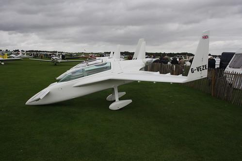 G-VEZE Rutan Varieze [PFA 074-10285] Sywell