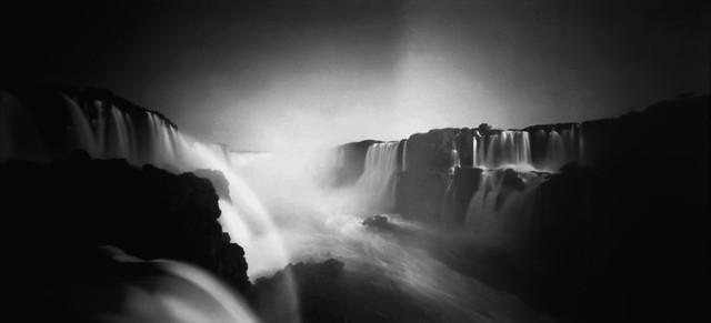Iguaçu Noir et Blanc