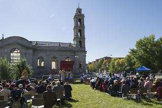Save The Shrine - One Year Anniversary Mass and Rally #001