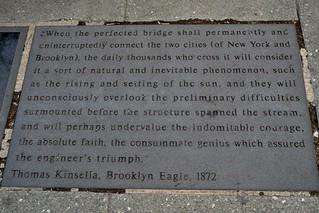 Brooklyn Bridge   by gigi_nyc