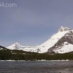 Mt. Wilbur and Fishercap Lake