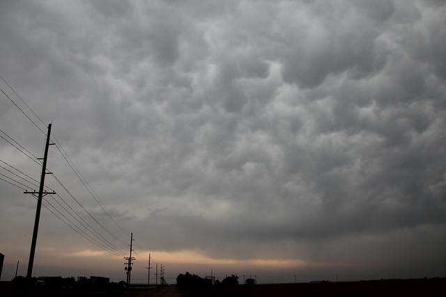 051813 - Severe Cells over South Central Nebraska!