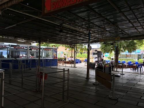 Koh Samui Lomprayah Pier