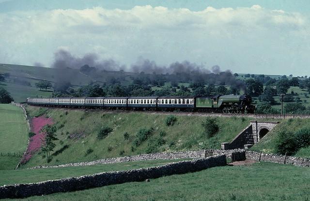 Settle and Carlisle Summer 1982 1