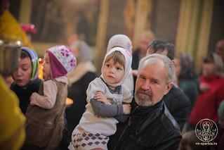 Литургия в Иверском монастыре  340