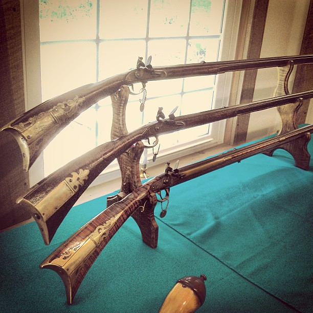 Jacobsburg Long Rifle Museum  #lehighvalley #rifle #jacobs