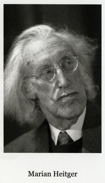 Prof. Dr. Marian Heitger
