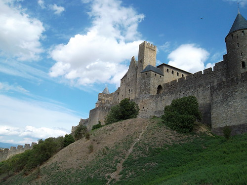 Carcassonne | by Verity Cridland