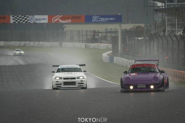 RWB Legend  Akira Nakai San | Rauh Welt Begriff Rotana 993 [2016.9.18 idlersGames Sprint]