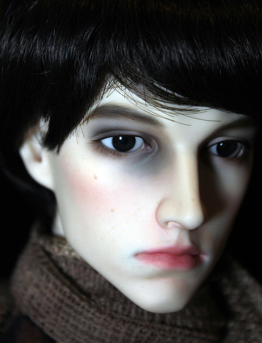 New face-up for Neddy | by bentwhisker